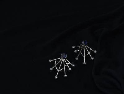 Prajapati Bhavisha | Weave your success-latest EARRING design 2021