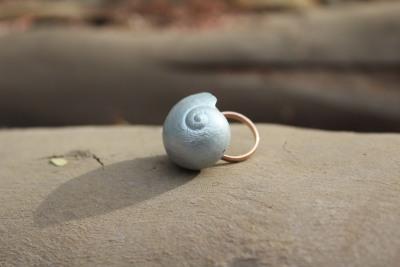 Prajapati Bhavisha | Shell collection-latest RING design 2021
