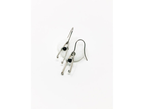 Huang Essence | Earrings PS-8-latest  EARRING,Drop & Dangle design 2021