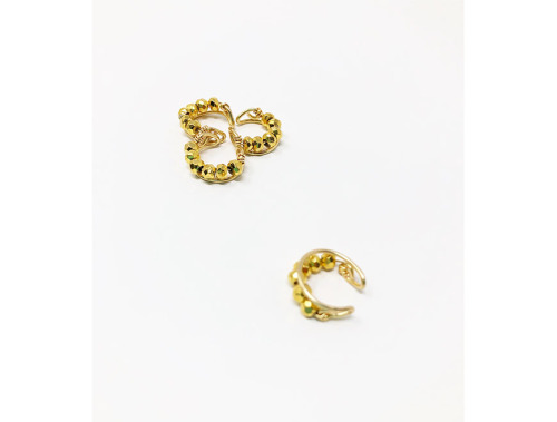 Huang Essence | Earcuff EC-8-latest  EARRING,Ear Cuffs design 2021