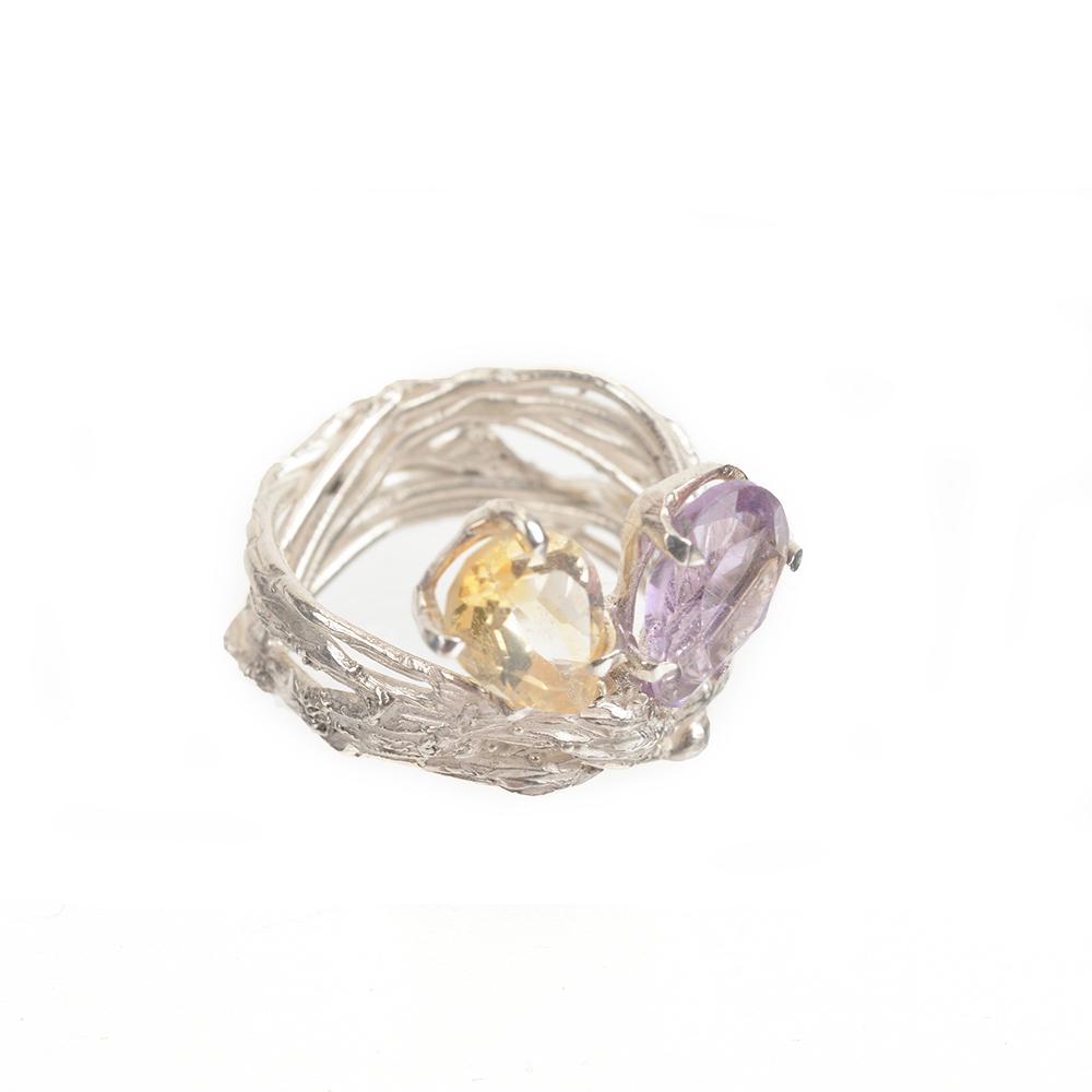 Diana Alexandra Vasile | 1 -latest RING,Statement Ring design 2021