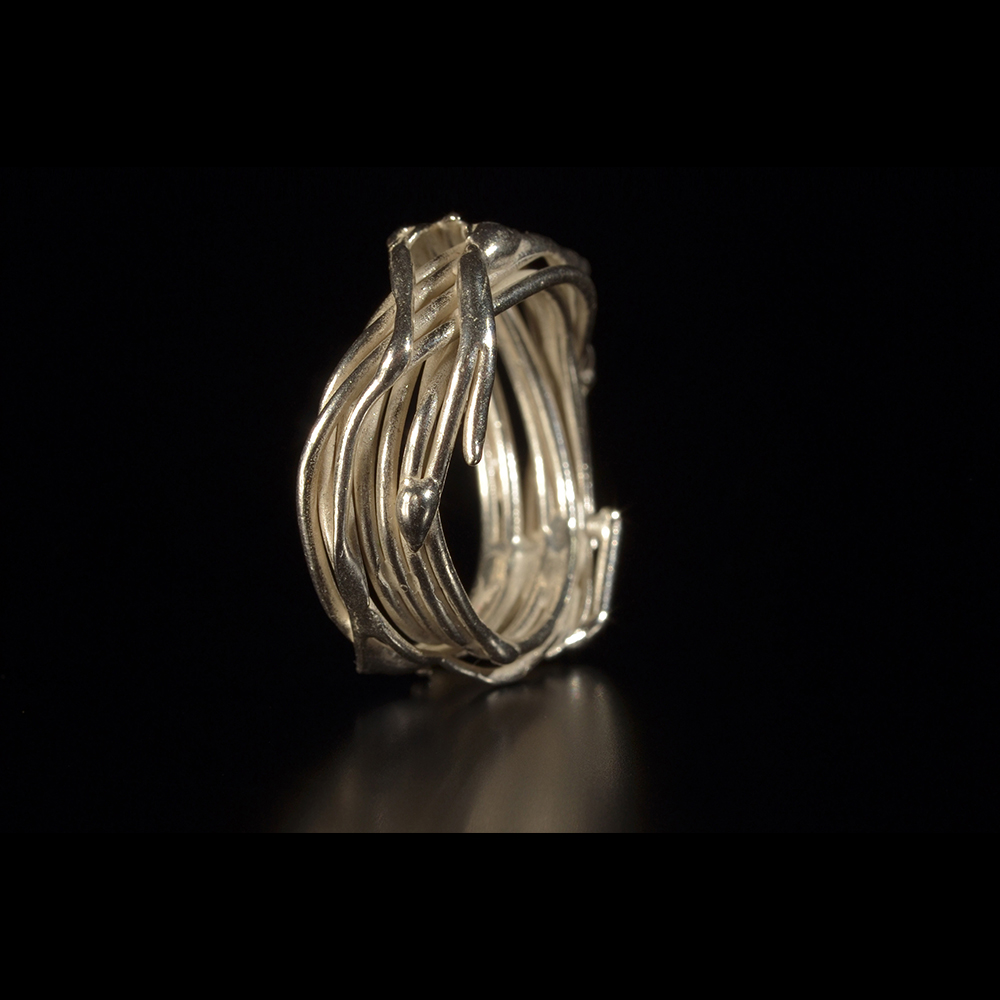 Diana Alexandra Vasile 13 -latest RING,Statement Ring design 2021