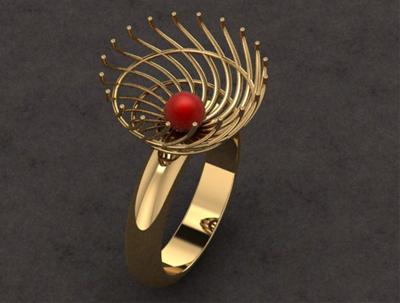Behvand Yousefi Meysam | Dream Light-latest RING design 2021