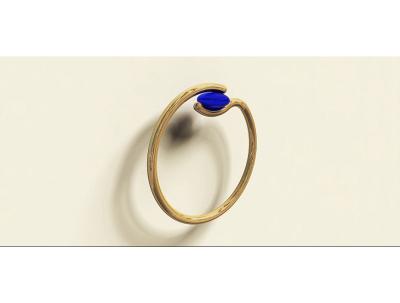 David Pilato | Blue Eye-latest RING design 2021