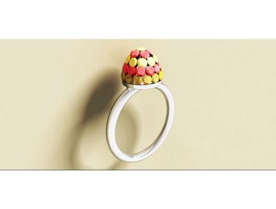 David Pilato | Bouquet-latest RING design 2021