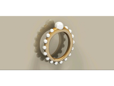 David Pilato | Pearls-latest RING design 2021