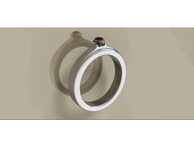 David Pilato | overtime-latest RING design 2021