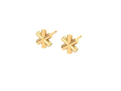 Davis Jillian | Asterix Earrings-latest EARRING design 2021
