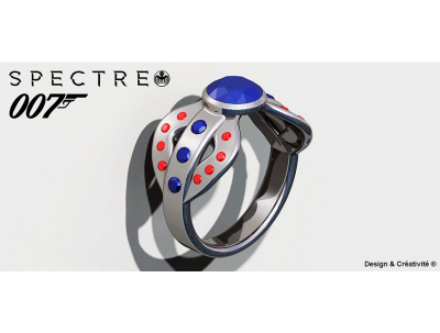 David Pilato | SPECTRE-latest RING design 2021