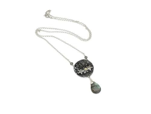 Hestness Anne Lise | Universe Goddess necklace-latest   design 2021